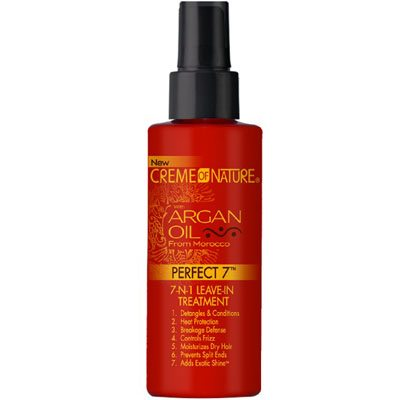 CREME OF NATURE Argan Oil 7-N-1 Leave In Treatment