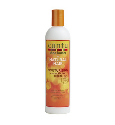 CANTU Shea Butter Conditioning Creamy Hair Lotion 10oz - HAIRGLO