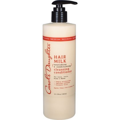 CAROL'S DAUGHTER Hair Milk Co-Wash Cleansing Conditioner 12oz - HAIRGLO