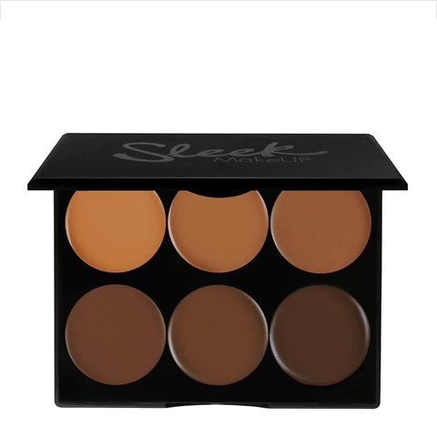 Sleek Cream Contour Kit- Extra Dark