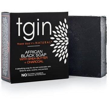 TGIN African Black Soap 4oz