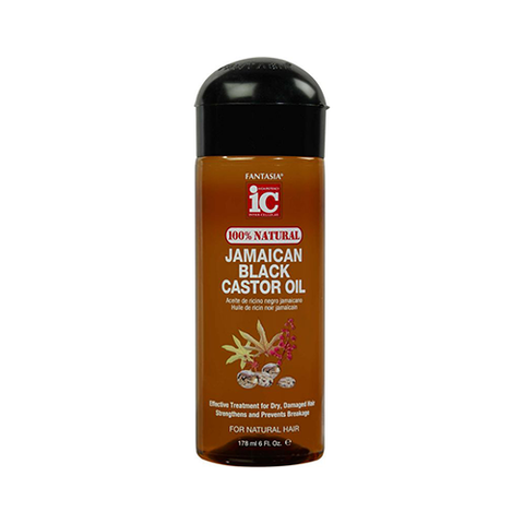 FANTASIA IC Jamaican Black Castor Oil 6oz