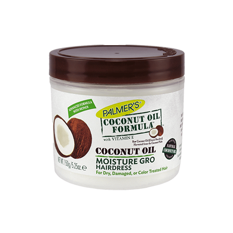Palmers Coconut Oil Moisture Gro Hairdress 5.25oz