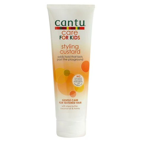 CANTU Care For Kids Styling Custard 227g - HAIRGLO