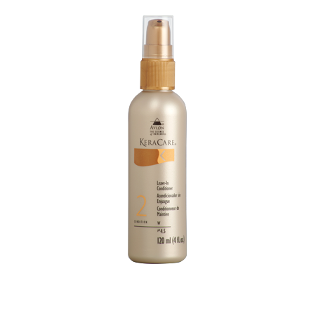 keracare leave in conditioner spray