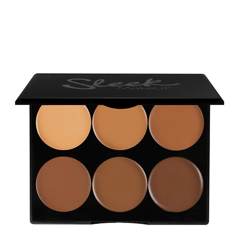 Sleek Cream Contour Kit- Dark