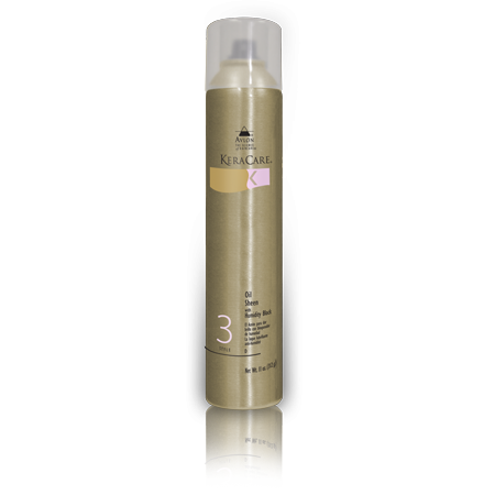 KERACARE Oil Sheen with Humidity Block for hair