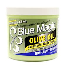 BLUE MAGIC Olive Oil 12oz