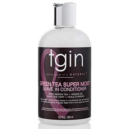 tgin green tea super moist leave in conditioner