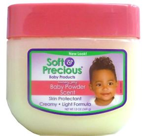 SOFT & PRECIOUS Baby Powder Scent Nursery Jelly