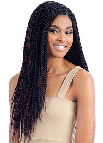 Freetress Senegalese Twist Braids (Large)