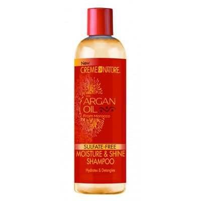 CREME OF NATURE Argan Oil Sulfate-Free Shampoo