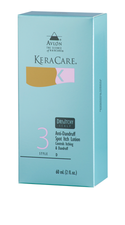 KERACARE Dry & Itchy Scalp Anti-Dandruff Spot Itch Lotion