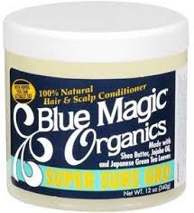 BLUE MAGIC Super Sure Gro 12oz - HAIRGLO
