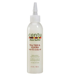 CANTU Tea Tree & Jojoba Hair & Scalp Oil