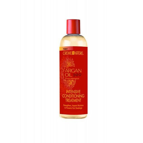 CREME OF NATURE Argan Oil Intensive Hair Treatment