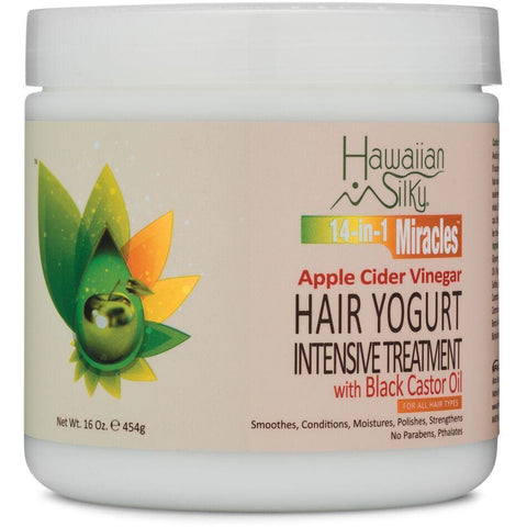 HAWAIIAN SILKY Silky 14-In-1 Miracles Hair Yogurt Intensive Treatment Yogurt