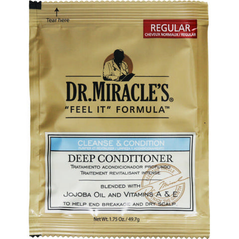 DR MIRACLE'S Deep Conditioner Sachet 50g - HAIRGLO