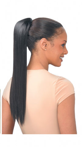 FREETRESS Yaki Straight Ponytail 18""