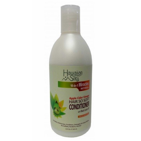 HAWAIIAN SILKY 14 In 1 Miracles Hair So Soft Conditioner 12oz