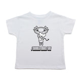 Snuggle Monster Unisex Toddler Short Sleeve T-Shirt