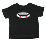 Can't Wait To Skate- Skateboard Toddler Short Sleeve T-Shirt