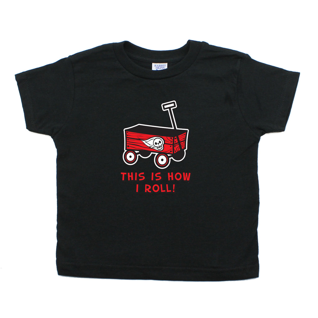This is How I Roll Baby-Boys Short Sleeve Toddler T-Shirt