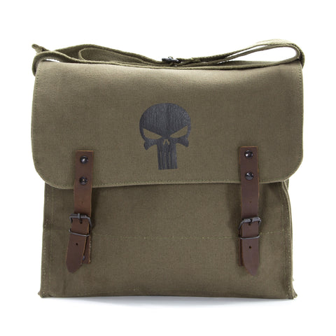 Military Medic Shoulder Heavy Canvas Bag