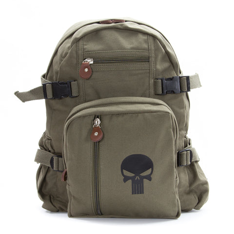 The Punisher Skull Backpack