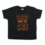 Halloween Tales From The Crib Toddler T-Shirt