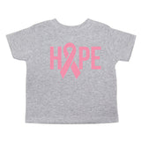 Breast Cancer Awareness Hope Toddler T-Shirt