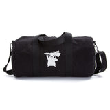Pokemon Pikachu Sport Heavyweight Canvas Duffel Bag