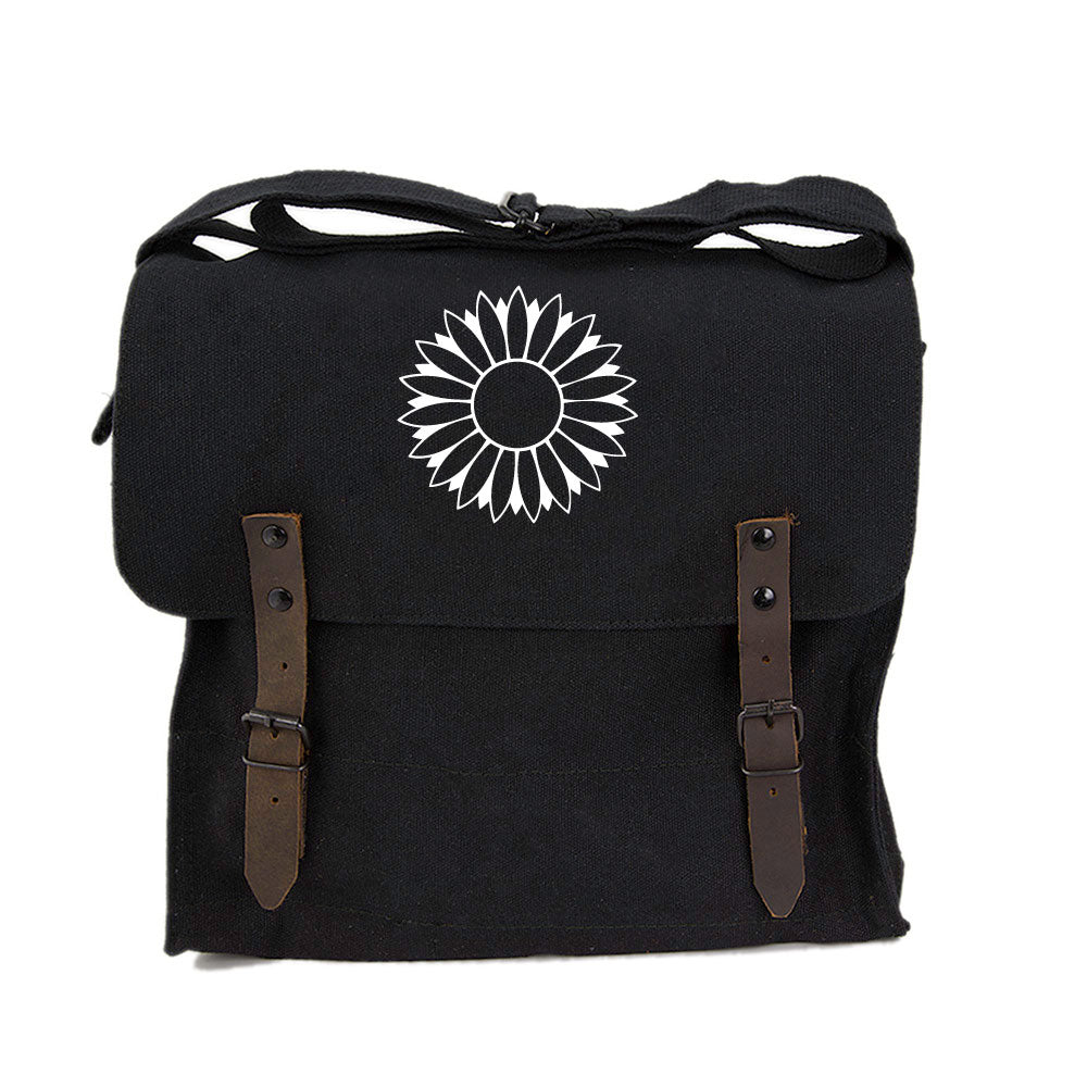 Sunflower Army Heavyweight Canvas Medic Shoulder Bag