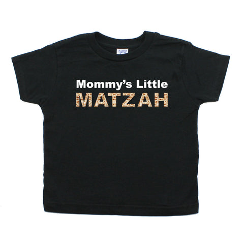 Passover Mommy's Little Matzah Toddler Short Sleeve T-Shirt
