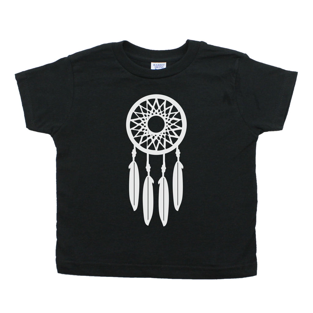 Dream Catcher Toddler Short Sleeve T-Shirt