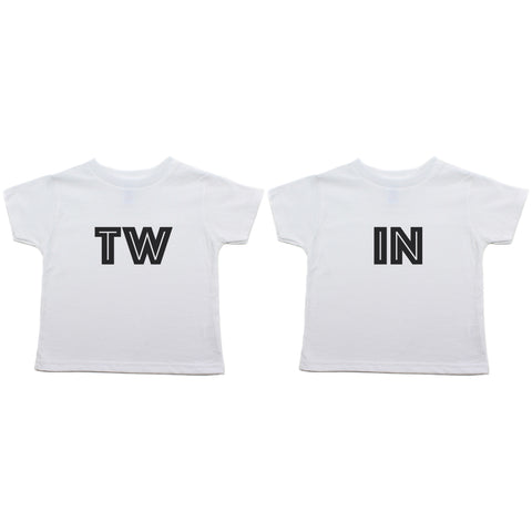 Twin Set TW IN Toddler Short Sleeve T-Shirt