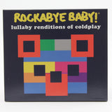Coldplay Rock Lullaby CD