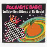 No Doubt Rock Lullaby CD