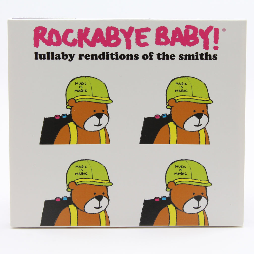 The Smiths Rock Lullaby CD