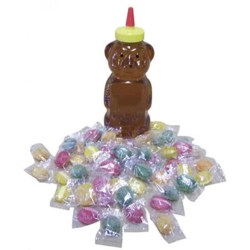 Honey Candy - Assorted - 1 lb. - Approx. 72 pieces per lb.