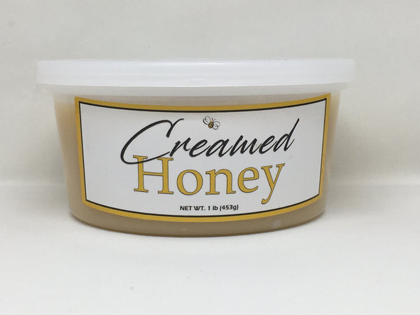 NEW - Creamed Honey 1 lb