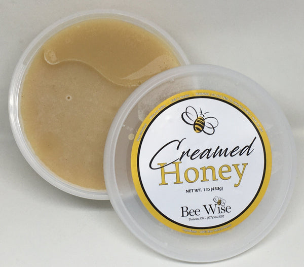 NEW - Creamed Honey