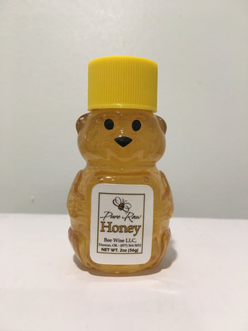 Honey - 2 oz Bear Bottle