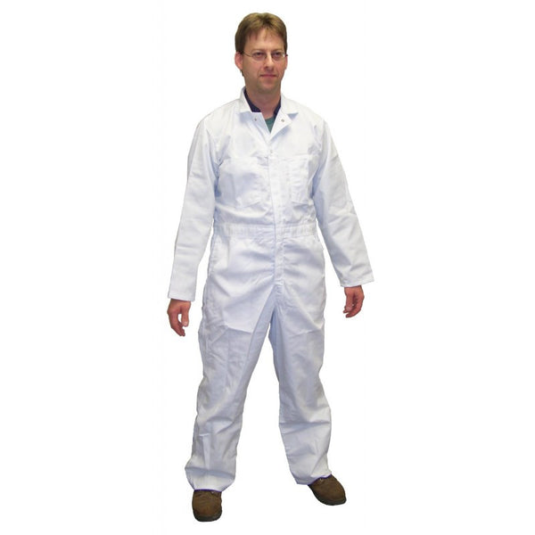 Snow-White Coveralls - X-Large