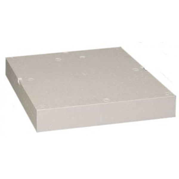 10-frame Polystyrene Telescoping Hive Cover