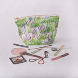 Make Up Bag - Bunny and Lavender