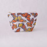 Make Up Bag - Monarch