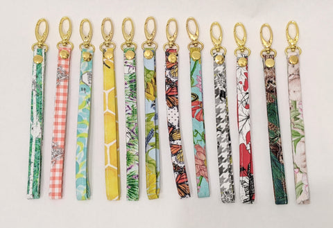 Wrist Straps- For Make Up Bags, Pencil Cases, Toiletry Pouches and more
