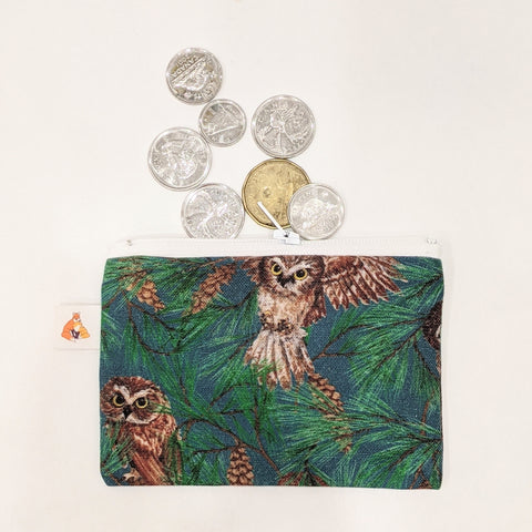 Coin Purse - Owl