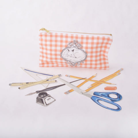 Pencil Case - Fox